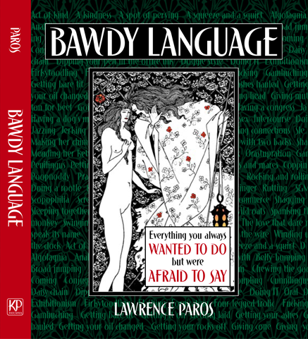 front cover Bawdy Language book