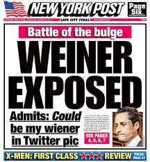 bawdy anthony weiner