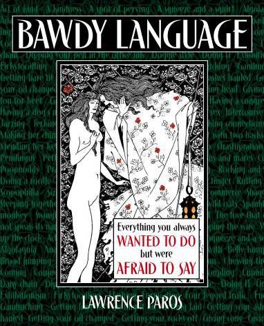 The Bawdy Language book, cover